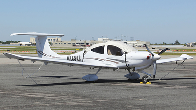 N165AS - Diamond DA-40 Diamond Star XL - Private