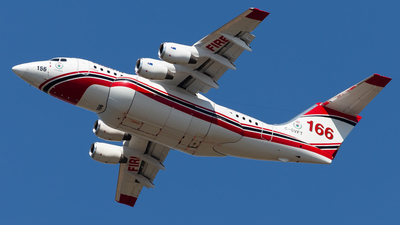 C-GVFT - British Aerospace Avro RJ85 - Conair Aviation
