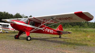 C-FWWE - Taylorcraft BL-65 - Private