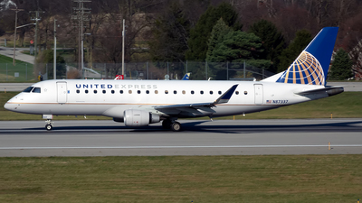 A picture of N87337 - Embraer E175LR - United Airlines - © mariaLXY