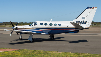 A picture of VHBSM - Cessna 425 - [4250234] - © Cameron McDermott