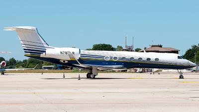 N789LR - Gulfstream G550 - Private