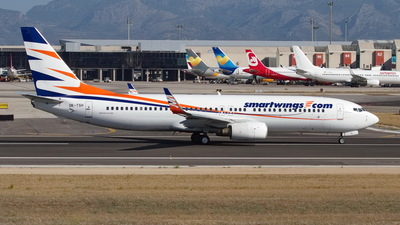 OK-TSH - Boeing 737-804 - SmartWings