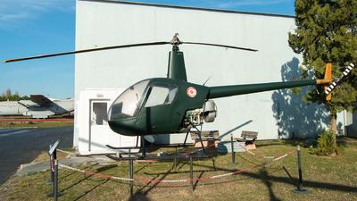 13370 - Robinson R22 Beta - Turkey - Air Force