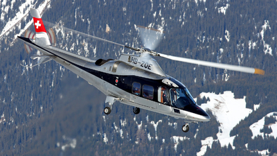 HB-ZQE - Agusta A109S Grand - Swift Copters