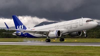 SE-RUD - Airbus A320-251N - Scandinavian Airlines (SAS)