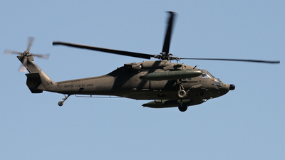 87-24642 - Sikorsky UH-60A Blackhawk - United States - US Army