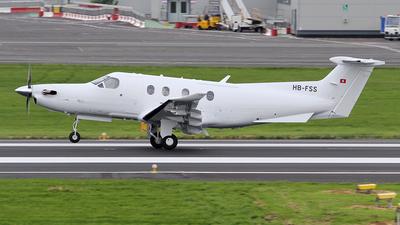 HB-FSS - Pilatus PC-12/47E - Pilatus Aircraft