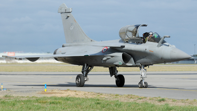 105 - Dassault Rafale C - France - Air Force
