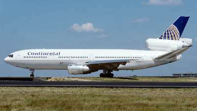 N15069 - McDonnell Douglas DC-10-30 - Continental Airlines