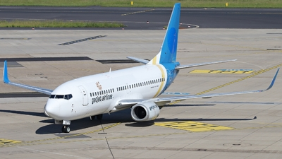 LY-ELF - Boeing 737-36N - GetJet Airlines