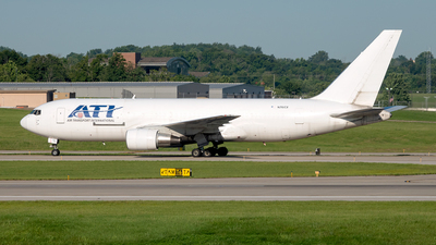 N761CX - Boeing 767-223(BDSF) - Air Transport International (ATI)