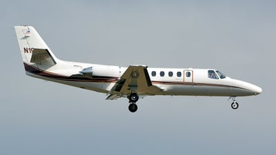 A picture of N191VE - Cessna 560 Citation V - [5600150] - © Jay Selman - airlinersgallery.com