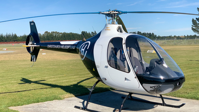 ZK-HYI - Guimbal Cabri G2 - Christchurch Helicopters