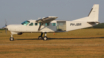 PH-JBR - Cessna 208B Grand Caravan - Paracentrum Texel