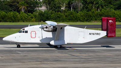 A picture of N167RC - Short SD360 - Air Cargo Carriers - © Angel Natal