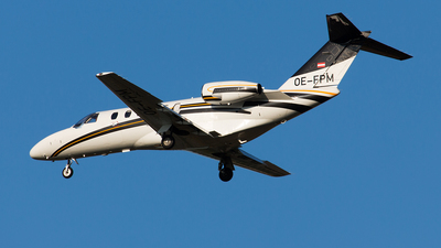 OE-FPM - Cessna 525 Citation CJ2 - Jet 24 International Charter Service