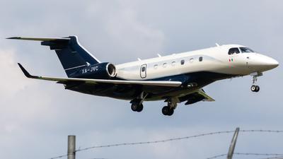 XA-JVC - Embraer EMB-550 Legacy 500 - Servicios Aéreos Across