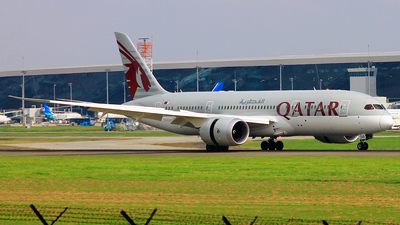 A7-BDD - Boeing 787-8 Dreamliner - Qatar Airways