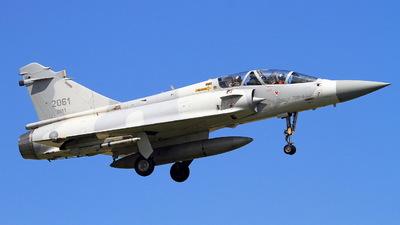 2061 - Dassault Mirage 2000-5 - Taiwan - Air Force