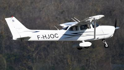 F-HJOC - Cessna 172S Skyhawk SP - Private