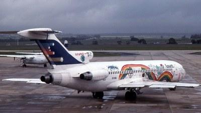 VH-RML - Boeing 727-277(Adv) - Ansett Australia