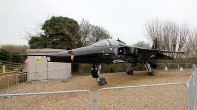 XZ394 - Sepecat Jaguar GR.3 - United Kingdom - Royal Air Force (RAF)