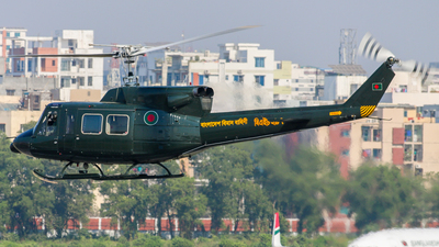 BH297 - Bell 212 - Bangladesh - Air Force