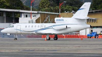 N180NL - Dassault Falcon 50 - Private