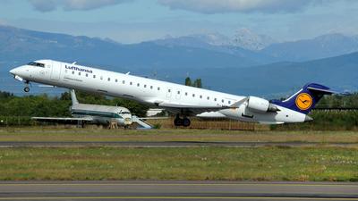 D-ACKH - Bombardier CRJ-900ER - Lufthansa Regional (CityLine)
