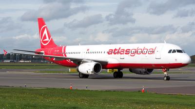 TC-ATH - Airbus A321-231 - AtlasGlobal