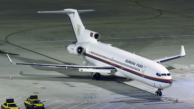 XT-BFA - Boeing 727-282(Adv) - Burkina Faso - Government