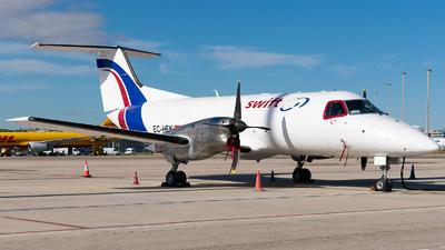 A picture of ECHFK - Embraer EMB120FC Brasilia - Swiftair - © Enrique Rubira