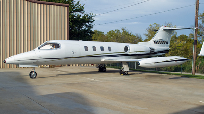N555VH - Gates Learjet 25D - Private