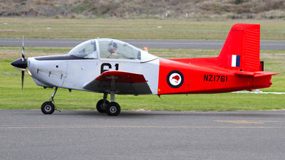 ZK-LDG - AESL Airtrainer T6/24 - Private