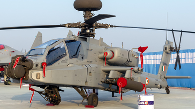 ZV-4808 - Boeing AH-64E Apache Guardian - India - Air Force