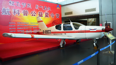 B-8903 - Socata TB-20 Trinidad - China - Civil Aviation Flight College (CAFC)