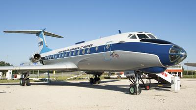 HA-LBE - Tupolev Tu-134 - Malév Hungarian Airlines