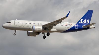 SE-ROH - Airbus A320-251N - Scandinavian Airlines (SAS)