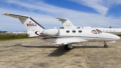 N15GJ - Cessna 510 Citation Mustang - Private