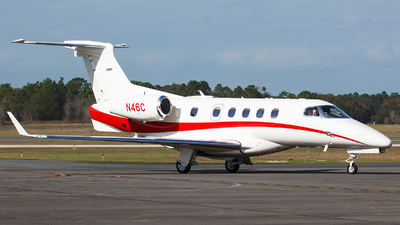 N46C - Embraer 505 Phenom 300 - Private
