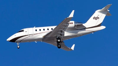 N247MB - Bombardier CL-600-2B16 Challenger 605 - Chartright Air