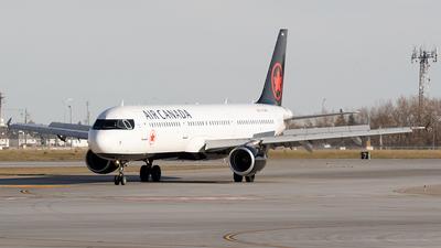 C-GJWO - Airbus A321-211 - Air Canada