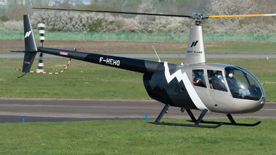 F-HEHO - Robinson R44 Raven II - Mont Blanc Hélicoptères