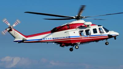 JA131Y - Agusta-Westland AW-139 - Japan - Yokohama City Fire Department Air Corps
