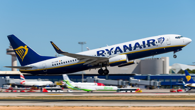 EI-FOP - Boeing 737-8AS - Ryanair