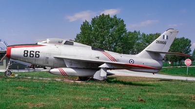 26866 - Republic F-84F Thunderstreak - Greece - Air Force