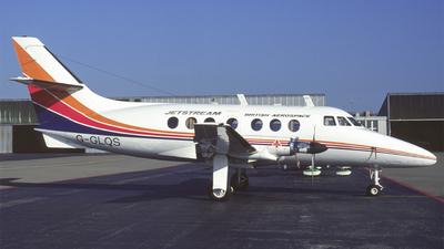 G-GLOS - Handley Page Jetstream HP 137 - British Aerospace