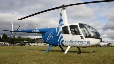 G-RBRI - Robinson R44 Raven II - Helicentre Aviation Ltd