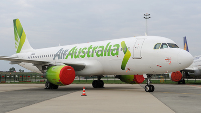 N549CL - Airbus A320-212 - Air Australia